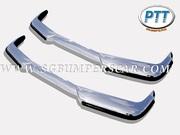 Volvo P1800SE Stainless Steel Bumper