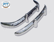 Volvo PV544 Stainless Steel Bumper - EU Style