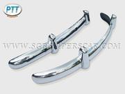 Vw Beetle Stainless Steel Bumper - EU Style