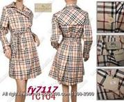 Wholesale BURBERRY Windcoat for women