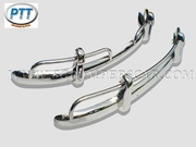 1955-1967 VW Beetle/Bug Stainless Steel Bumper-US style