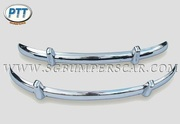 1955-1967 VW Beetle/Bug Stainless Steel Bumper-EU style