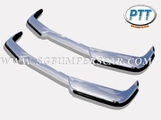 1963-1973 Volvo P1800S/SE Stainless Steel Bumper