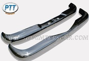 1961-1968 Mersedes Benz W110 Stainless Steel  Bumper