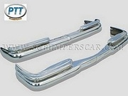 1959-1968 mercedes Benz W111 Coupe Stainless Steel Bumper