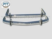 1962-1972 BMW 1500-2000NK Stainless Steel Bumper