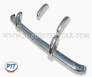 1953-1957 Triumph Tr2 & Tr3 Stainless Steel Bumper