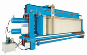 Over-Beam High Pressure PP Membrane Filter Press