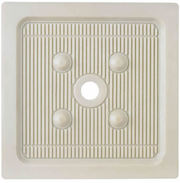 Recessed Filtration Plate