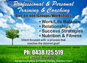 Professional & Personal Training & Coaching
