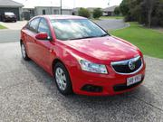 2011 HOLDEN NOV. 2011 HOLDEN CRUZE MY12 CD 1.4 TURBO PETROL AU