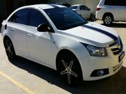 2010 holden Holden Cruze CDX (2010) 4D Sedan Automatic No Ford