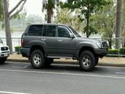1999 Toyota 4.5 Toyota Landcruiser GXL (4x4) (1999) 4D Wagon Manua