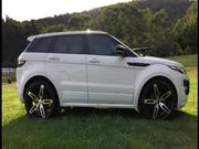 2012 LAND ROVER evoque