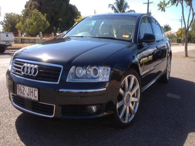 2005 audi 2005 audi a8 l lwb auto quattro bundaberg cars for sale used cars for sale. Black Bedroom Furniture Sets. Home Design Ideas