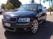 2005 audi 2005 Audi A8 L LWB Auto quattro