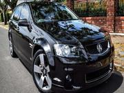 HOLDEN COMMODORE 2013 Holden Commodore SV6 VE Series II Auto MY12.5