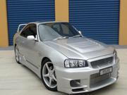 1994 Nissan Skyline 1994 Nissan Skyline GTS-T R33 Manual