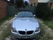 Bmw Z4 119237 miles 2003 BMW Z4 E85 Auto