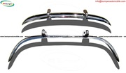 Volvo PV 544 Euro year (1958-1965) bumpers