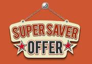 super saver offer for Thursday